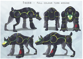 Tsuso Turn Around by Kexell