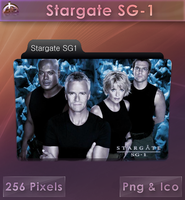 Stargate SG-1 [Folder Icon] by VoidSentinel