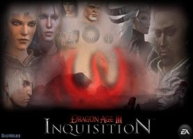 Dragon Age III: Inquisition Preview by RedVirtuoso