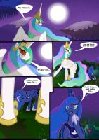MLP: FIM Rising Darkness Page 7 by Bonaxor