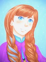 Anna by japanindisguise