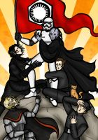 Stay loyal to the First Order by Hed-ush