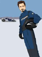 Team Stark Racing by newwrldgrl