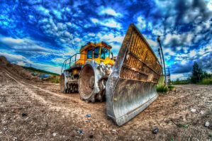 Road Works HDR by skyblue-13