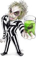 Beetlejuice? by Mistress-D