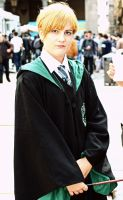 You can't be like me _ Draco Malfoy Cosplay by equiclubecastello