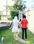 AnoHana: Walking to the castle by ryouism