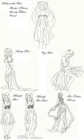 Winetta's Fashion Contest 28 by anelphia