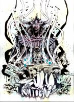 Bambaataa by JimMahfood-FoodOne