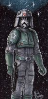 Imperial Combat Driver by Phraggle