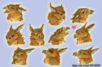 Griffin emotions by Windshade888
