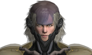 Raiden Re-map  face by sidneymadmax