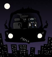 Going For A Ride by TheGhoulAvenue