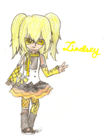 Lindsey (Another New OC) by xOAVRILOx