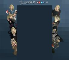 Yogscast2 Youtube Background by Teutron