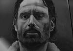 and some more practice (rick grimes) by HarviSingh
