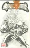 Sketch Cover 18 by paperlab