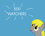 500 watchers by age3rcm