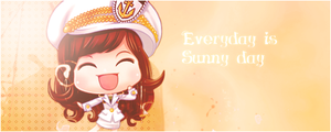 Sunny sig by QiaoFather