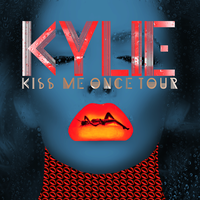Kylie - Kiss Me Once Tour by ColourCrayon