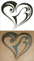When a tattoo goes live.. by Milanthis