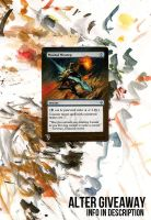 Mental Misstep - Alter Art + GIVEAWAY! by TomGreystone