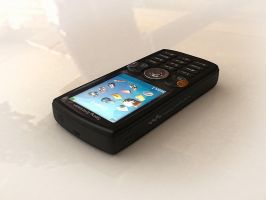 Sony Ericsson W810i by Flame-X