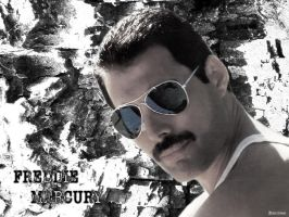 Freddie Mercury 2 by Lord-Iluvatar