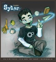 Chibi Sylar by cybre