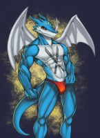 :: XVeemon commissh :: by IvyBeth