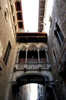 barrio gotic by lady-mephista