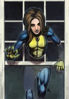 Kitty Pryde by fedde