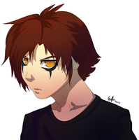 Persona Style Ash by PurpleArtemis