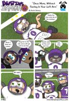 Once More, Without Feeling In Your Left Arm by DairyBoyComics