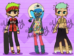 Humanoid Adopts (another)--[OPEN] by ValleyAdopts