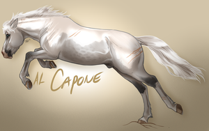 TCrS Al Capone - SOLD by noebelle