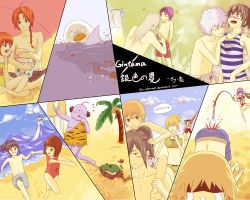 GintamaPowa Mini Contest Entry:Silver Summer by Gin-Uzumaki