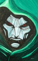 Dr. Doom by Lord-Makro