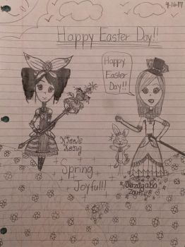 Happy Easter Day!! by Nkong775