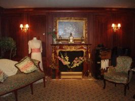 Titanic's First Class Room by Poet515