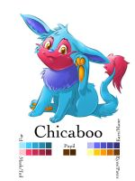 Chicaboo by Tibby-Kitty