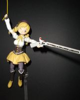 Mami Swings Into Action by Zoe-the-Pink-Ranger