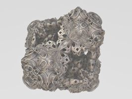 fractal rock by Oxnot