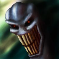 Shadow Ghoul - thevoice by PascalsWager