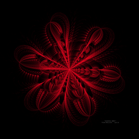 Radial Red by TomWilcox
