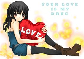 Your Love Is My Drug 4 Carmen by pOcKyLoVeR09