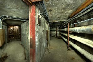 Prison Steam Tunnels by 5isalive