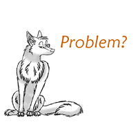 Problem Fox by mashaheart