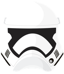 The Force Awakens Stormtrooper Helmet by PixelKitties