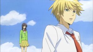 Kaichou Wa Maid-sama E01 14 by AnimESuckeR